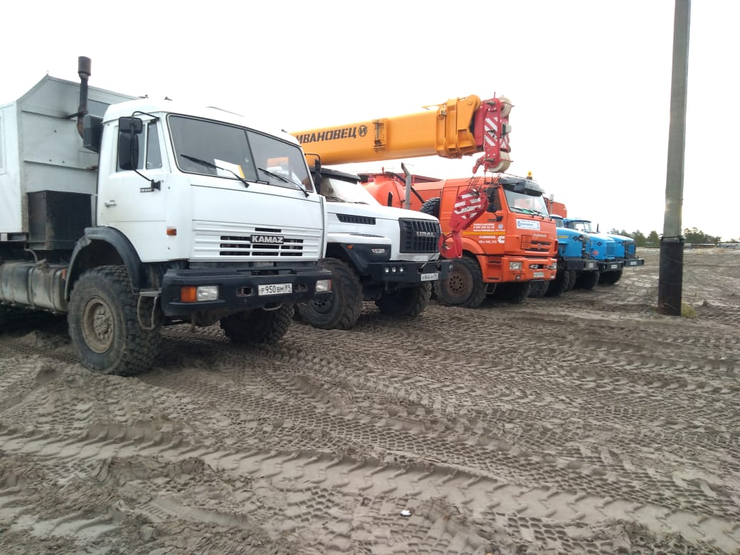 Машинист автокрана 25 — 40 тонн
