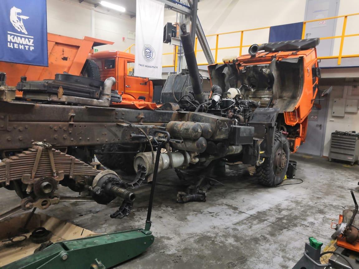 Механик по ремонту ТС